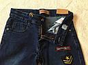 Джинсовые брюки для девочек  GRACE 134-164 р.р., фото 3