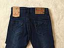 Джинсовые брюки для девочек  GRACE 134-164 р.р., фото 6