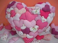 Подушка - Сердечки, фото 2