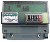 Счетчик электроэнергии Меркурий 231 АМ-01 3*220/380 5-60А трехфазный однотарифный