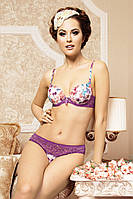 Комплект нижнего белья fashion от Anabel arto, цветочный комплект нижнего белья, разные цвета., фото 1