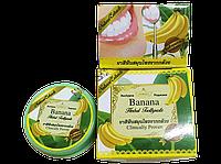 Отбеливающая зубная паста с экстрактом Спелого Банана Banana Herbal Toothpaste