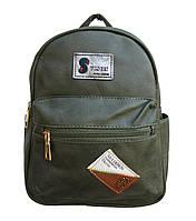 Новинка. Кожаный женский рюкзак. Выбор цвета. Женская кожаная сумка. ЗР03