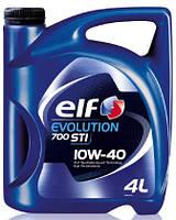 Полусинтетическое моторное масло Elf EVOLUTION 700 STI 10w-40
