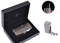 Зажигалка для сигар в подарочной упаковке Honest (Острое пламя)  (3 вида)