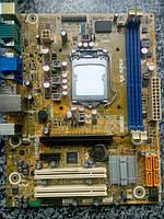 Комплект Мат. плата s1155 + Celeron G550 (2,6ГГц)