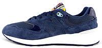 Мужские кроссовки New Balance 999 Navy (Нью Баланс) синие