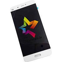 Дисплей для Xiaomi Mi5 + сенсор белого цвета (high copy)