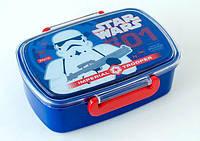 Контейнер для еды с разделителем Star wars 705784