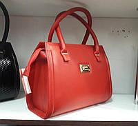 Красная матовая сумочка Willow, фото 1