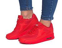 Женские кроссовки D1-B9 RED