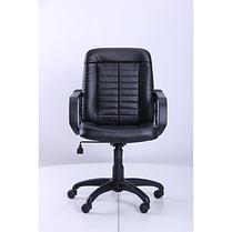 Кресло Нота Пластик Флекс-кожа черная Лайт (AMF-ТМ), фото 2