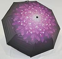 """Зонтик женский полуавтомат """"абстракция"""" на 8 спиц от фирмы """"Princess"""""""