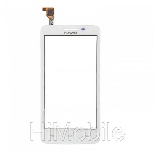 Тачскрин сенсор Huawei Y511 U30 белый