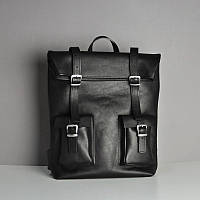 Большой рюкзак Mount из натуральной кожи