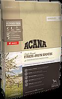 Сухой корм ACANA FREE-RUN DUCK / Акана для собак всех пород и возрастов склонных к аллергии / 11,4kg