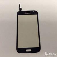Тачскрин для Samsung i8160 Galaxy Ace 2, черный, оригинал (Китай)