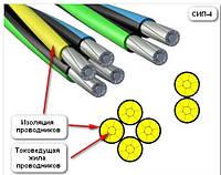 Провод СИП: характеристики, использование, описание.