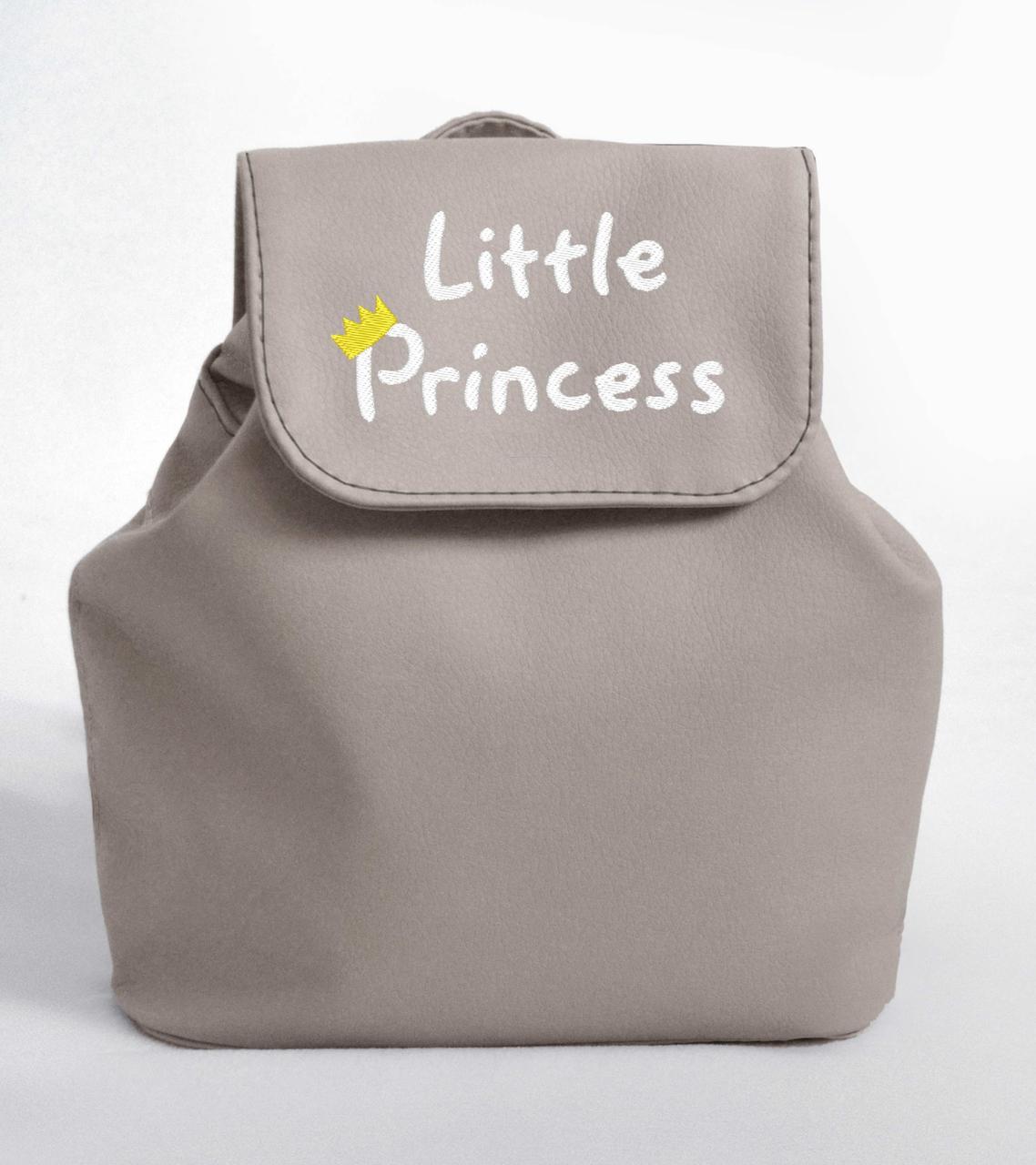 "Детский рюкзак ""Little princess"" 02"