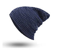 Демисезонная шапка для взрослых