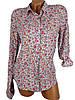 Красивая женская рубашка (в расцветках), фото 5