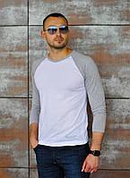 Лонгслив мужской Baterson футболка с длиным рукавом