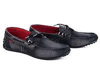 Мужская обувь оптом. Мокасины мужские оптом от производителя Cinar 333-3 (8 пар 40-44)