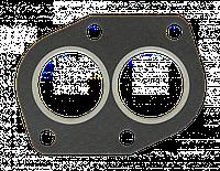 Прокладка труби приймальні ВАЗ 2101-07,08,09,099 безасб (пр-во ВАТ,р. Волзький)