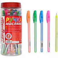 """Ручка шариковая, синяя, 0,7 мм, """"D'Fine Pearl"""", 1Вересня, 411080"""