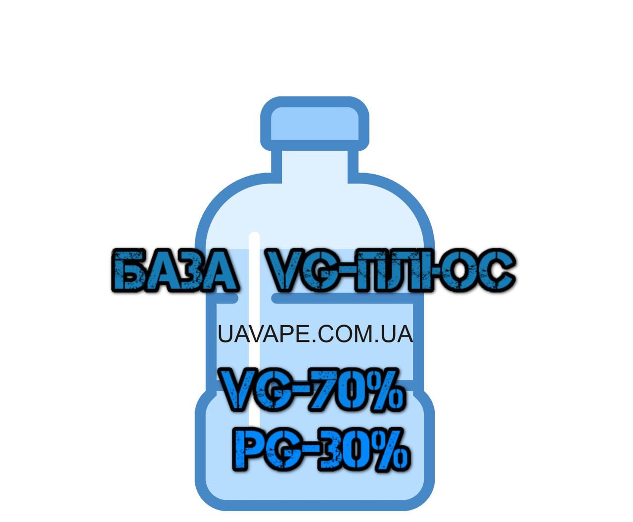 база основа 18 мг/мл- 100 мл база с  на глицерине 70%