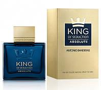 Туалетная вода Antonio Banderas KING OF SEDUCTION ABSOLUTE MEN 2015 (tester) 100ml.