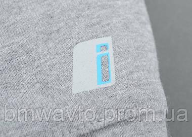 Толстовка унисекс BMW i Unisex Hooded Jacket, фото 3