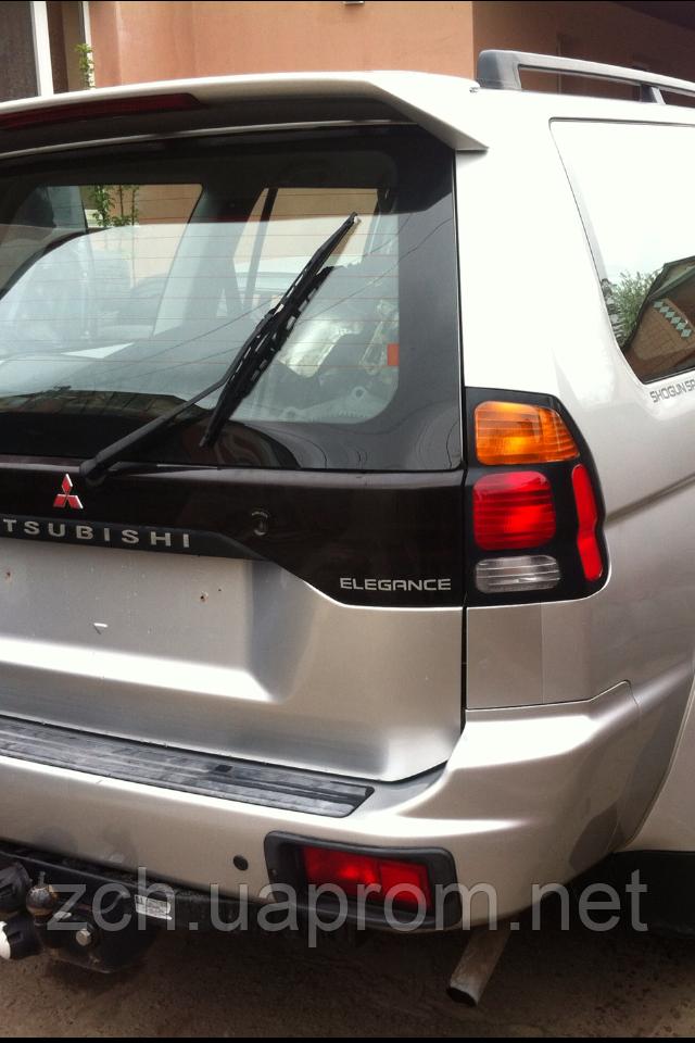 Петли крышки багажника Mitsubishi Pajero Sport
