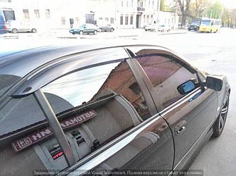 Дефлекторы боковых окон - ветровики BMW E39