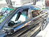 Дефлекторы боковых окон - ветровики BMW E39, фото 2