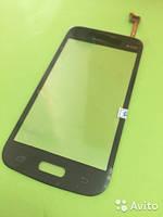 Тачскрин для Samsung G350 E Galaxy Star 2 Plus, черный, #MELFAS, оригинал (Китай)