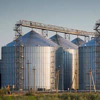 Проектирование хранилищ и зернохранилищ
