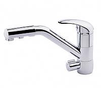 Смеситель с фильтром для питьевой воды Q-tap Eventi CRM 004-1