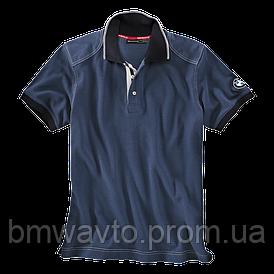 Мужская рубашка-поло BMW Motorrad Logo Polo Shirt, Men