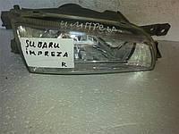 Фара правая БУ на Subaru Impreza 1997-2000 84001-FA421