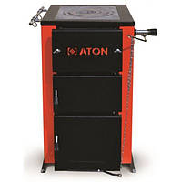 Котел твердотопливный Атон TTK Combi 16 кВт