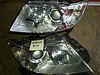 Фара галоген правая 84001XA32A БУ Subaru Tribeca B10 2008- США, фото 1