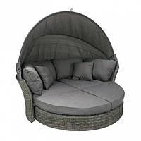 Диван Мюз 2 Серый, модульный диван