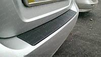 Защитная накладка на задний бампер Aveo T250