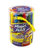 Волшебные экологические фломастеры для детей Magic Pens 20 шт., Меджик Пенс, фото 1