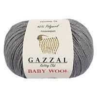 Пряжа gazzal baby wool 818 в моточках для ручного вязания