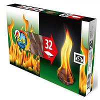 Разжигатели огня Hansa 32 шт