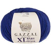 Пряжа gazzal baby wool 802 XL в моточках для ручного вязания