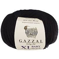 Пряжа gazzal baby wool 803 XL в моточках для ручного вязания