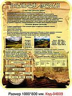 Стенд по географии Код-04009